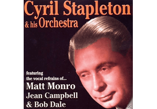 Cyril Stapleton - Cyril Stapleton & His Orchestra - (CD)