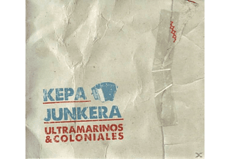 Kepa Junkera - Ultramarinos & Coloniales - (CD)