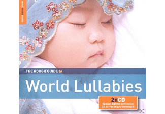 Diverse Weltmusik - Rough Guide: World Lullabies  (+ - (CD + Bonus-CD)