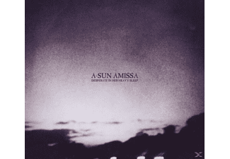 A-sun Amissa - Desperate In Her Heavy Sleep - (CD)