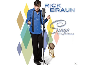 Rick Braun - Sings with Strings - (CD)