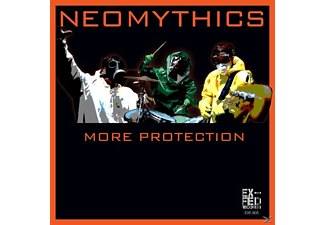 Neomythics - More Protection - (CD)