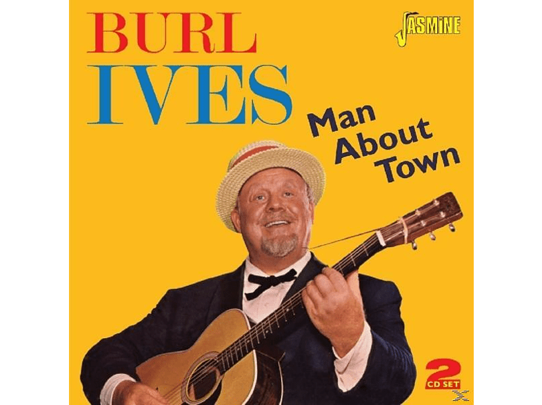 Burl Ives - Man About Town [CD]