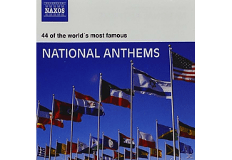 VARIOUS - National Anthems - (CD)