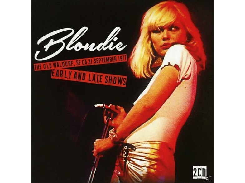 Blondie - The Old Waldorf (Sf, Ca. 21st Sept.1977) [CD]
