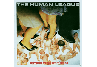 The Human League - REPRODUCTION (REMASTERED) - (CD)