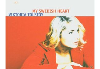 Viktoria Tolstoy - My Swedish Heart - (CD)