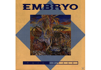 Embryo - Turn Peace - (CD)
