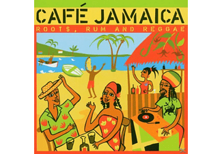 VARIOUS - Cafe Jamaica - (CD)