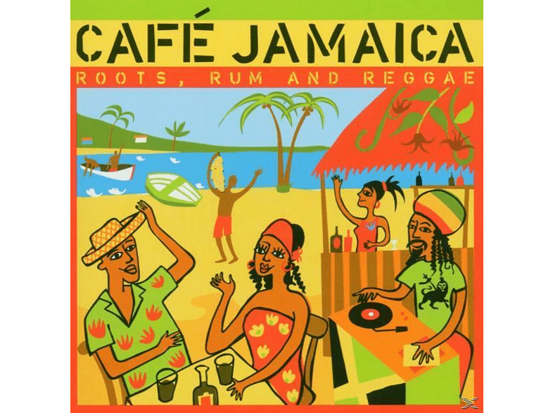 VARIOUS - Cafe Jamaica [CD]