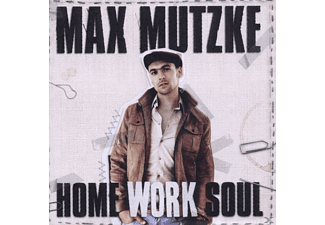 Max Mutzke - Home Work Soul [CD]