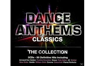 VARIOUS - Dance Anthems Classics-The Collection - (CD)