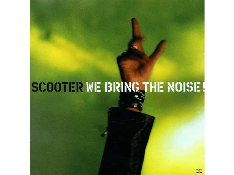 Scooter - We Bring The Noise [CD]