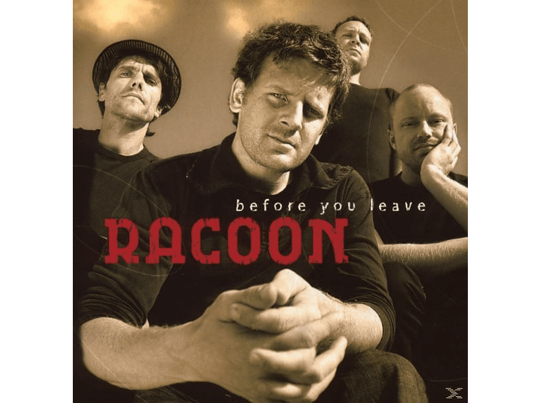 Racoon - Before You Leave [CD]