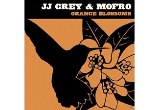 Jj Grey - Orange Blossoms - (CD)
