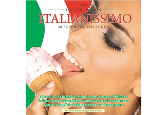 VARIOUS - Italianissimo [CD]