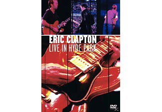 Eric Clapton - Live In Hyde Park - (DVD)