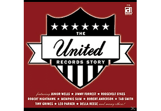 VARIOUS - The United Records Story - (CD)