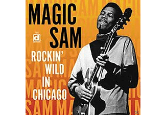 Magic Sam - Rockin' Wild In Chicago - (CD)