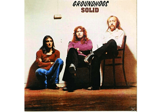 Groundhogs - Solid - (CD)