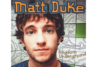 Matt Duke - Kingdom Underground - (CD)