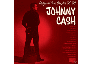 Johnny Cash - Original Sun Singles '55-'58 - (CD)