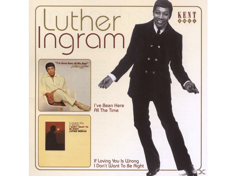 Luther Ingram - I Ve Been Here All The Time [CD]