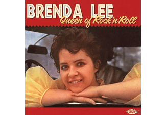 Brenda Lee - Queen Of Rock'n'roll - (CD)
