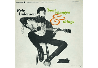 Eric Andersen - BOUT CHANGES AND THINGS - (CD)