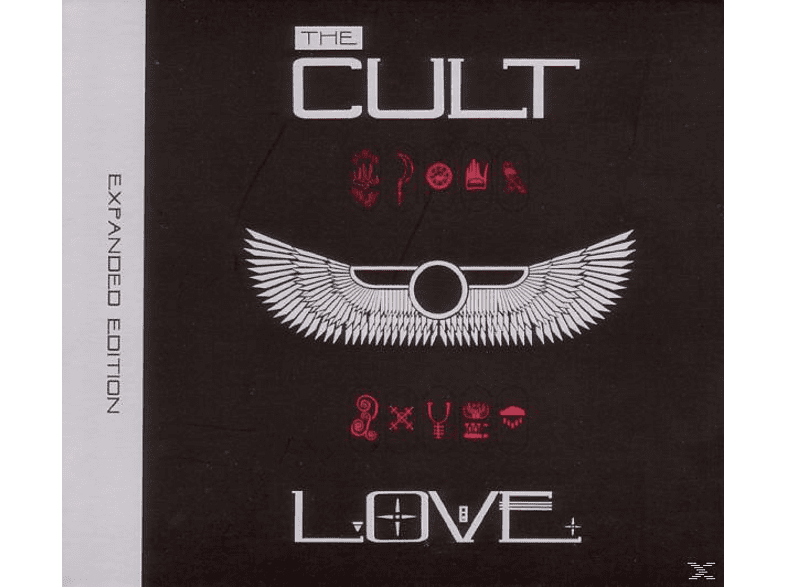 The Cult - Love (Expanded Edition) [CD]