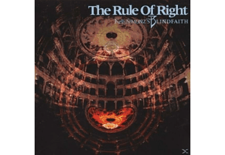 Simonz's Blind Faith - The Rule Of Right - (CD)