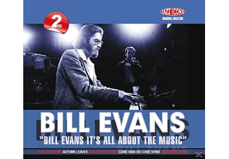 Bill Evans - It's All About The Music - (CD)