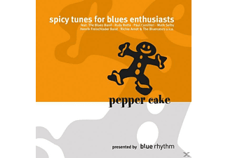 VARIOUS - Spicy Tunes For Blues Enthusiasts - (CD)