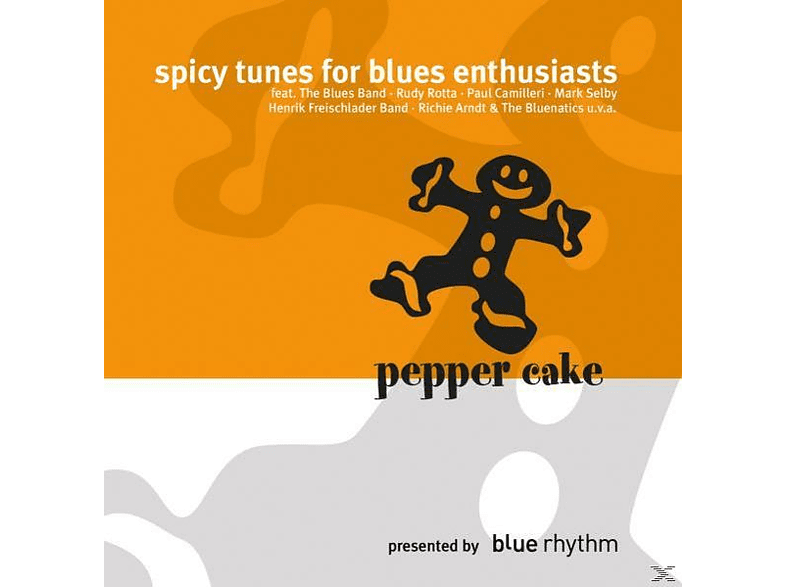 VARIOUS - Spicy Tunes For Blues Enthusiasts [CD]