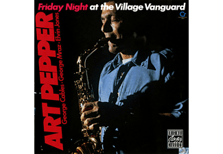 Art Pepper - Friday Night At The Village Vanguard - (CD)
