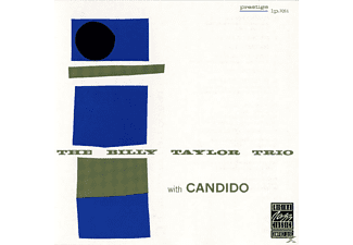 Billy Taylor - The Billy Taylor Trio With Candido - (CD)