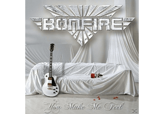 Bonfire - You Make Me Feel: The Ballads - (CD)