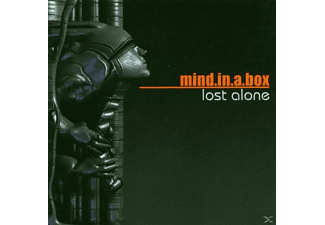 MIND.IN.A.BOX/POISS,STEFAN/HADWIGER,MARKUS - Lost Alone - (CD)