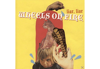 Wheels Of Fire - Liar,Liar - (Vinyl)