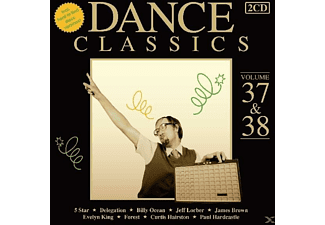 VARIOUS - Dance Classics 37 & 38 - (CD)