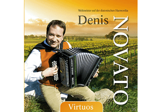 Denis Trio Novato - Virtuos - (CD)