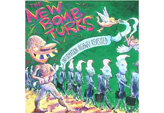 New Bomb Turks - Information Highway Revisited - (Vinyl)