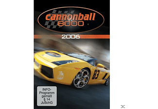 CANNONBALL 8000 2006 - (DVD)