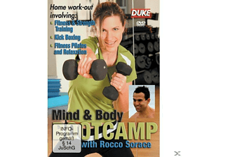 Mind & Body Bootcamp - (DVD)