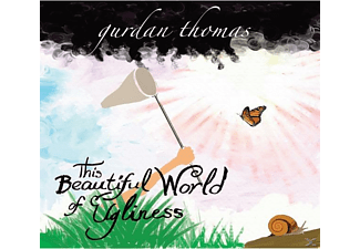 Gurdan Thomas - This Beautiful World of Ugliness (+CD) - (Vinyl)