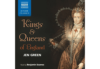 Kings & Queens of England - 2 CD - Hörbuch