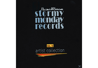 Artists Of Stomo - Blues & Boogie Artist Collection Vol.6 - (CD)