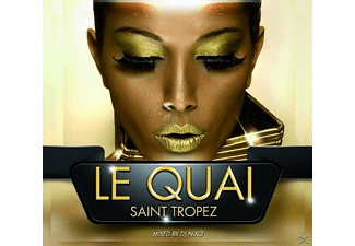 VARIOUS - Le Quai Saint Tropez - (CD)