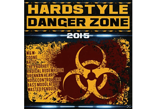 VARIOUS - Hardstyle Danger Zone 2015 [CD]
