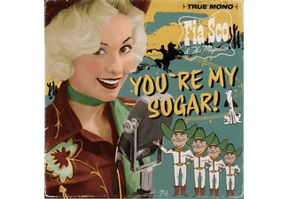 Fia Sco & The Majestics - You`re My Sugar! - (CD)